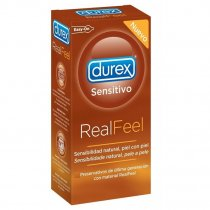 Durex Real Feel 12 Uds