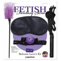 Fetish Fantasy Kit de Amantes Dormitorio